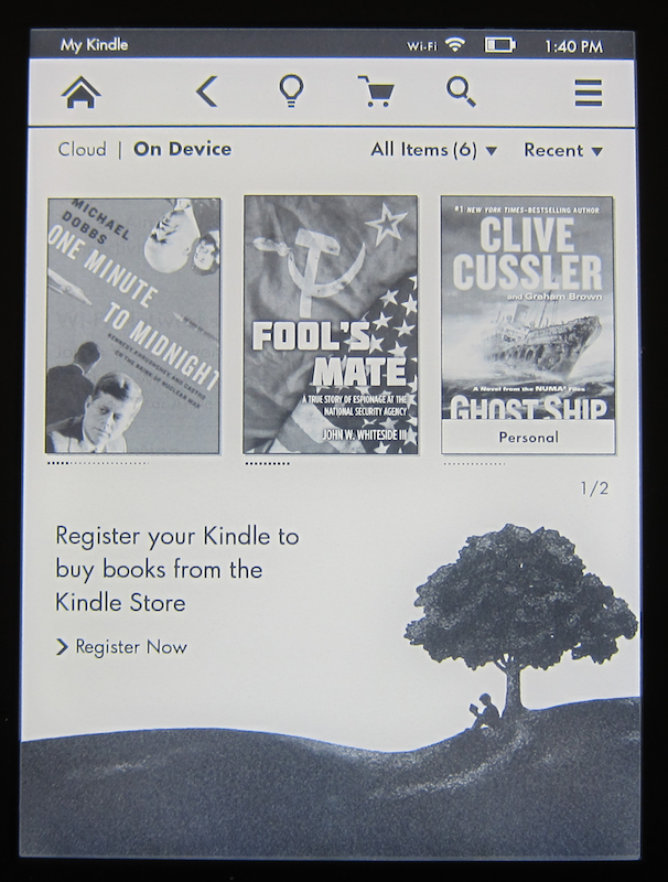 How do I properly reset my old Amazon Kindle Paperwhite? - Ask Dave