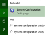 task manager system configuration programs launched win10 boot startup
