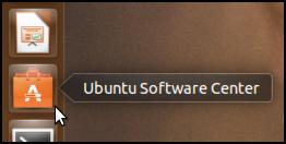 ubuntu linux software center