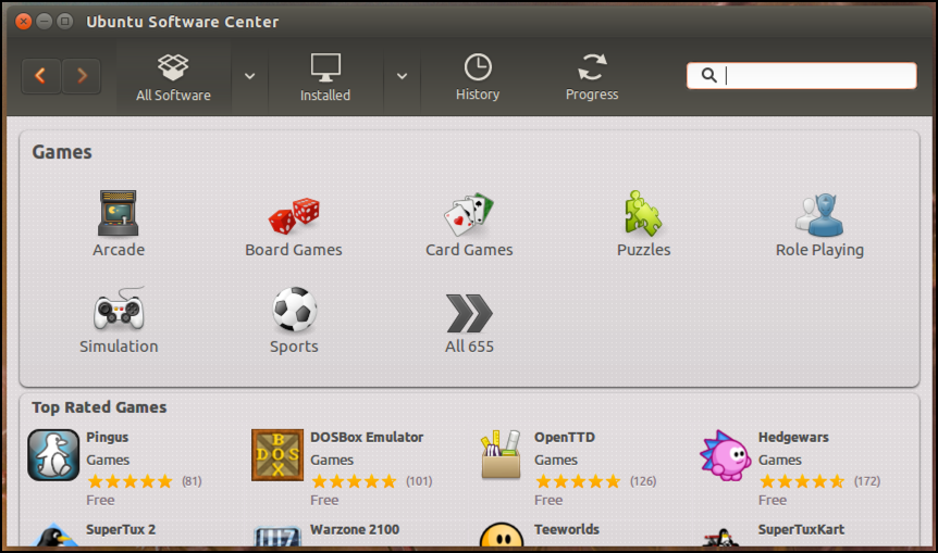 Are There Games For Ubuntu Linux Ask Dave Taylor