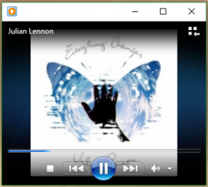 wmp windows media player windows 10 win10 julian lennon