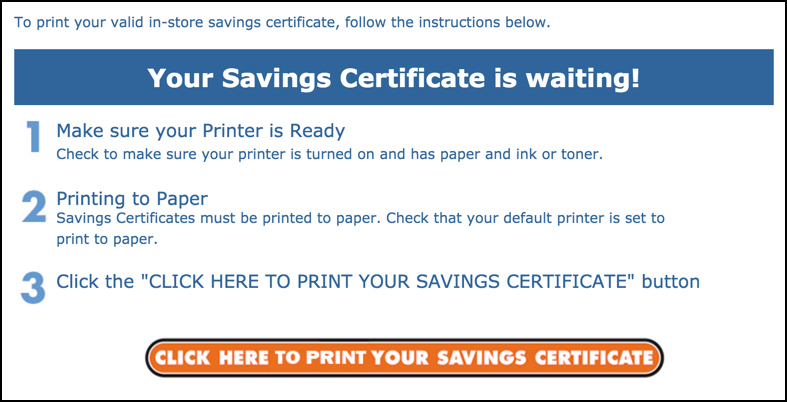 How Do I Save A Print Only Coupon On My Mac Ask Dave Taylor
