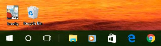bigger taskbar icons