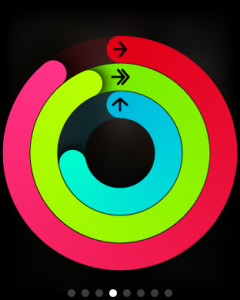 activity monitor gadget, apple watch sport edition