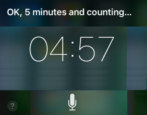 fast, easy way to to set up a timer on your iphone
