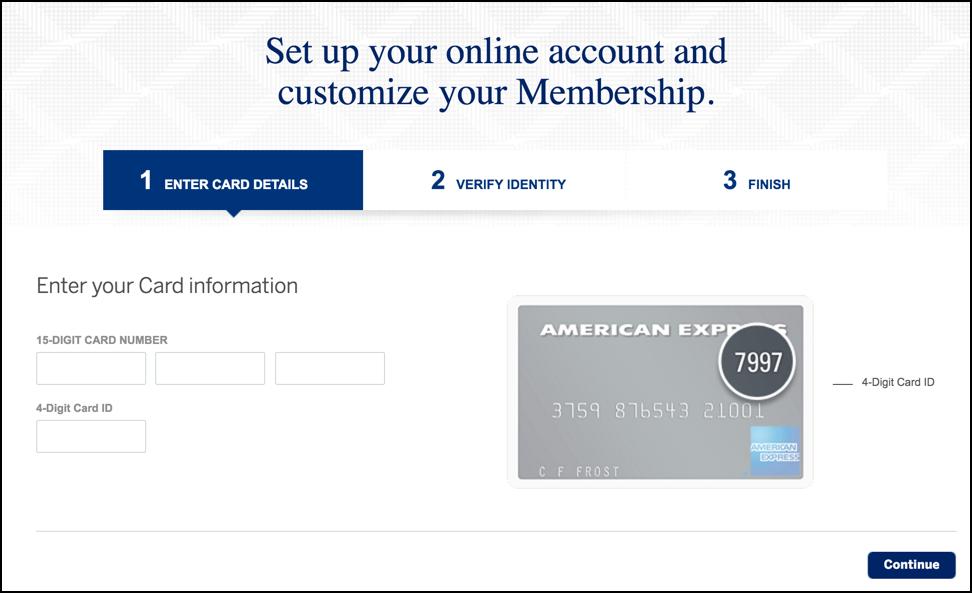 amex phishing bogus page 2