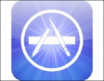 app store icon, ios 9 iphone ipad