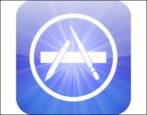 app store icon, ios 9 iphone ipad