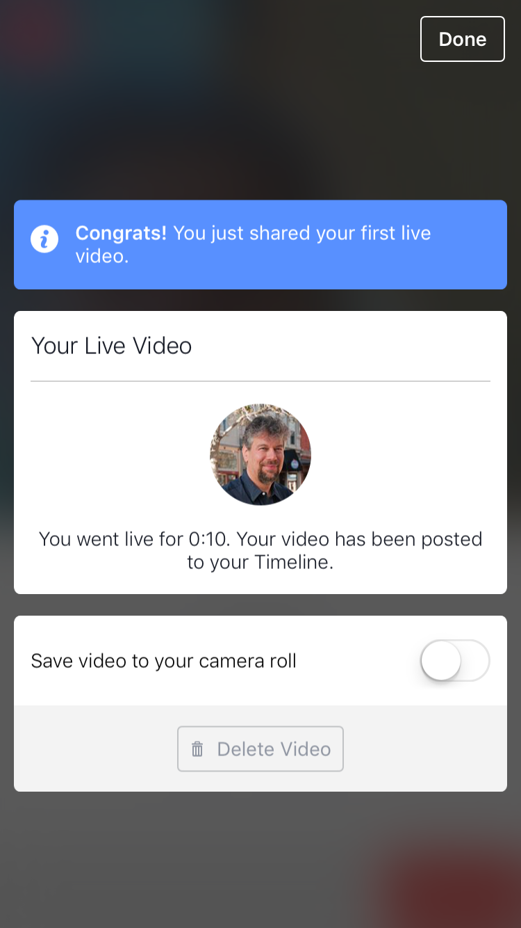 How do i live stream on facebook ask dave taylor save your live facebook video stream ccuart Image collections