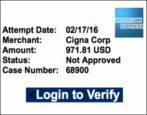 avoid safe amex american express phishing scam con