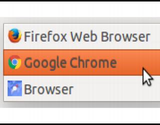 Change default Web browser in Ubuntu Linux? - Ask Dave Taylor