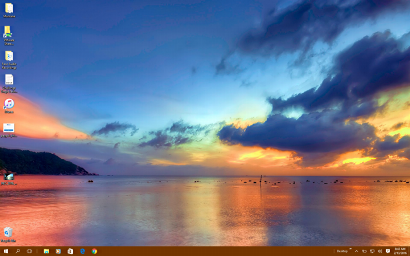 Download new landscape themes in Windows 10? - Ask Dave Taylor Desktop Themes