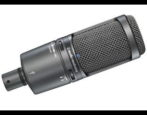 review - audio technica at2020usb+ cardioid condenser usb microphone
