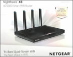 review netgear nightwing x8 ac5300 tri-band wifi router