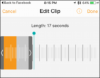 introduction working with audible.com audible app bookmarks clip clips