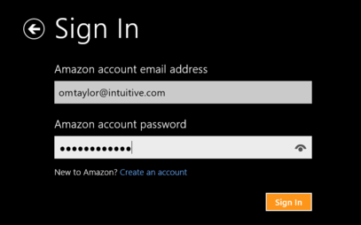 How can I log in to the Windows Kindle app? - Ask Dave Taylor