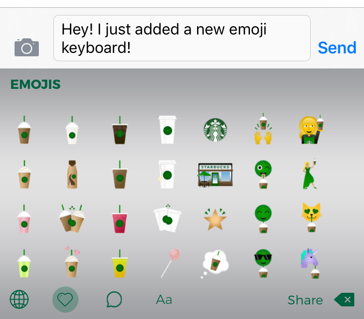 Enable the Starbucks Keyboard on my iPhone? - Ask Dave Taylor
