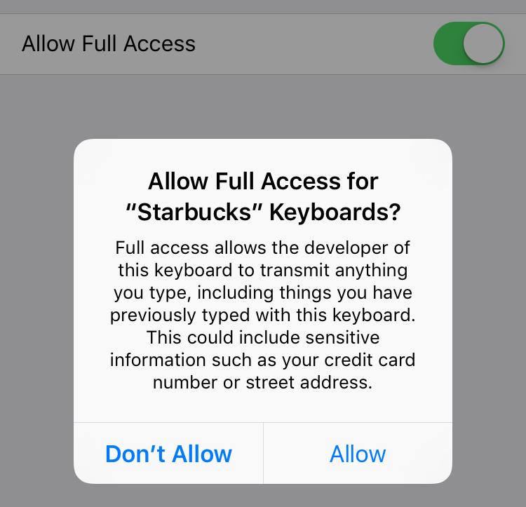 Starbucks Emoji Keyboard Iphone Ios 8 Ask Dave Taylor