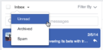 how to turn off disable inbox email message messages facebook fan business page