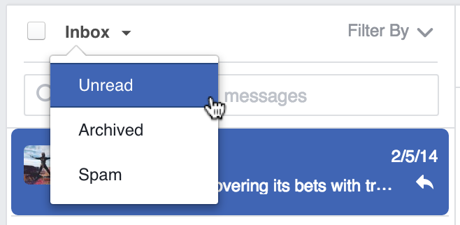Disable private messages on facebook business page ask dave taylor