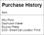 find view review purchase history apple itunes windows