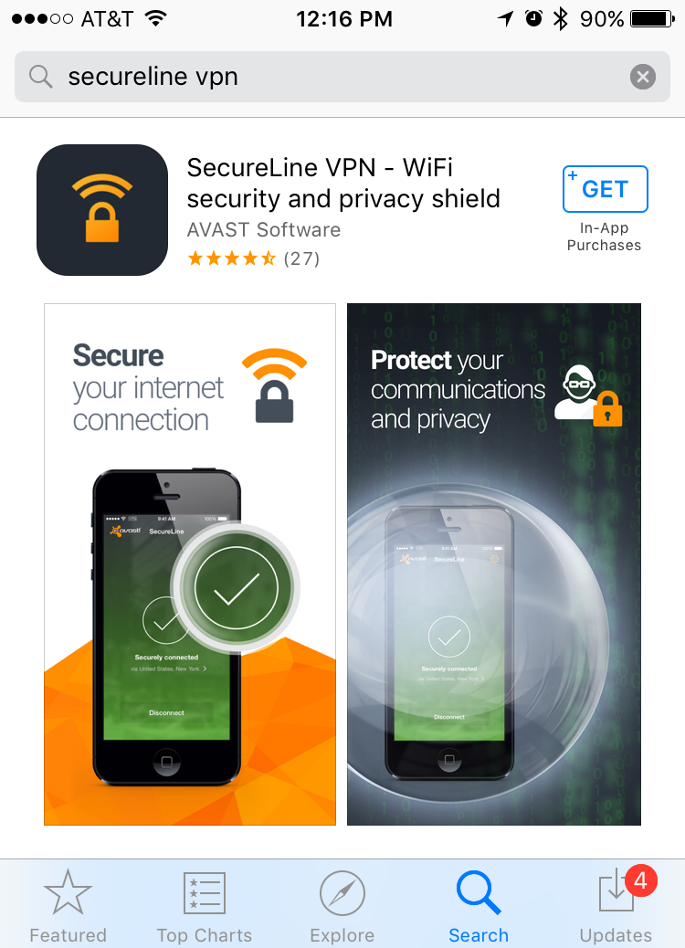 Secure your iPhone and iPad with SecureLine VPN - Ask Dave