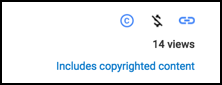 monetization not possible icon, youtube video manager channel