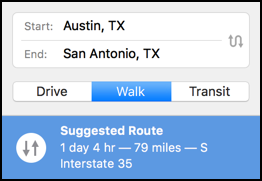 Calculate Driving Distance Between Two Cities Ask Dave