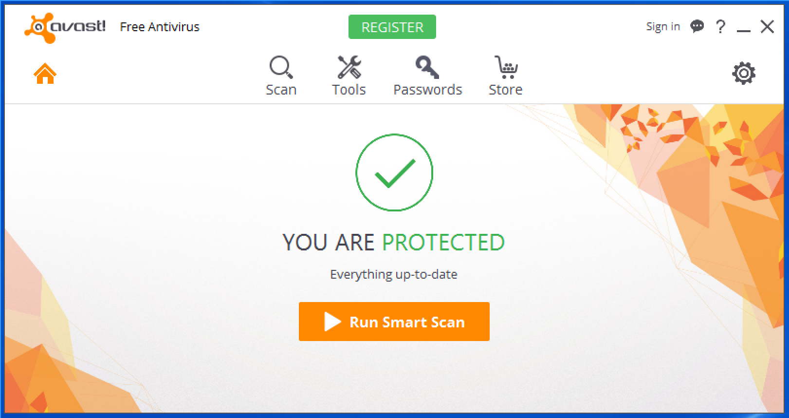 cara download antivirus avast