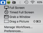 install new mac screen capture screenshot app