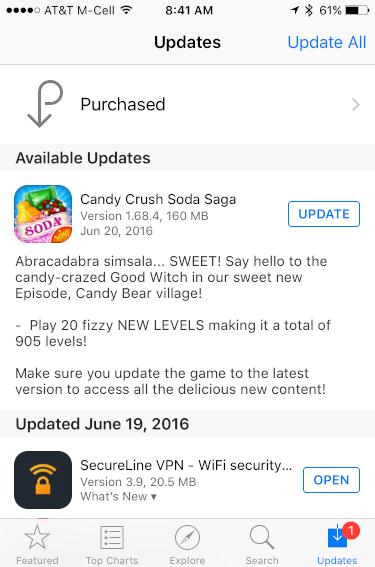candy crush soda saga update what's new