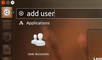 how to add user ubuntu linux