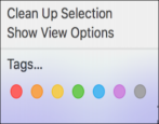 mac os x finder color tags