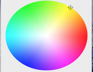 how to change the background colour on a mac pages
