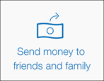 how to send money via paypal