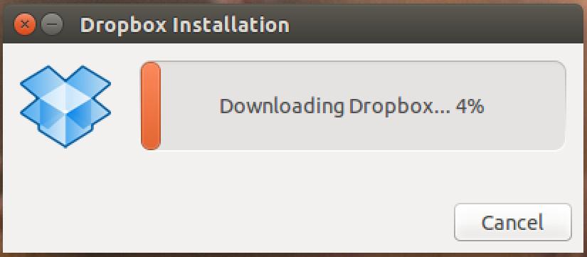 downloading dropbox for ubuntu linux daemon