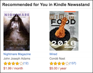 Subscribe to a magazine on my Amazon Kindle? - Ask Dave Taylor