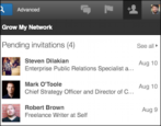 how to evaluate assess linkedin connections invitations