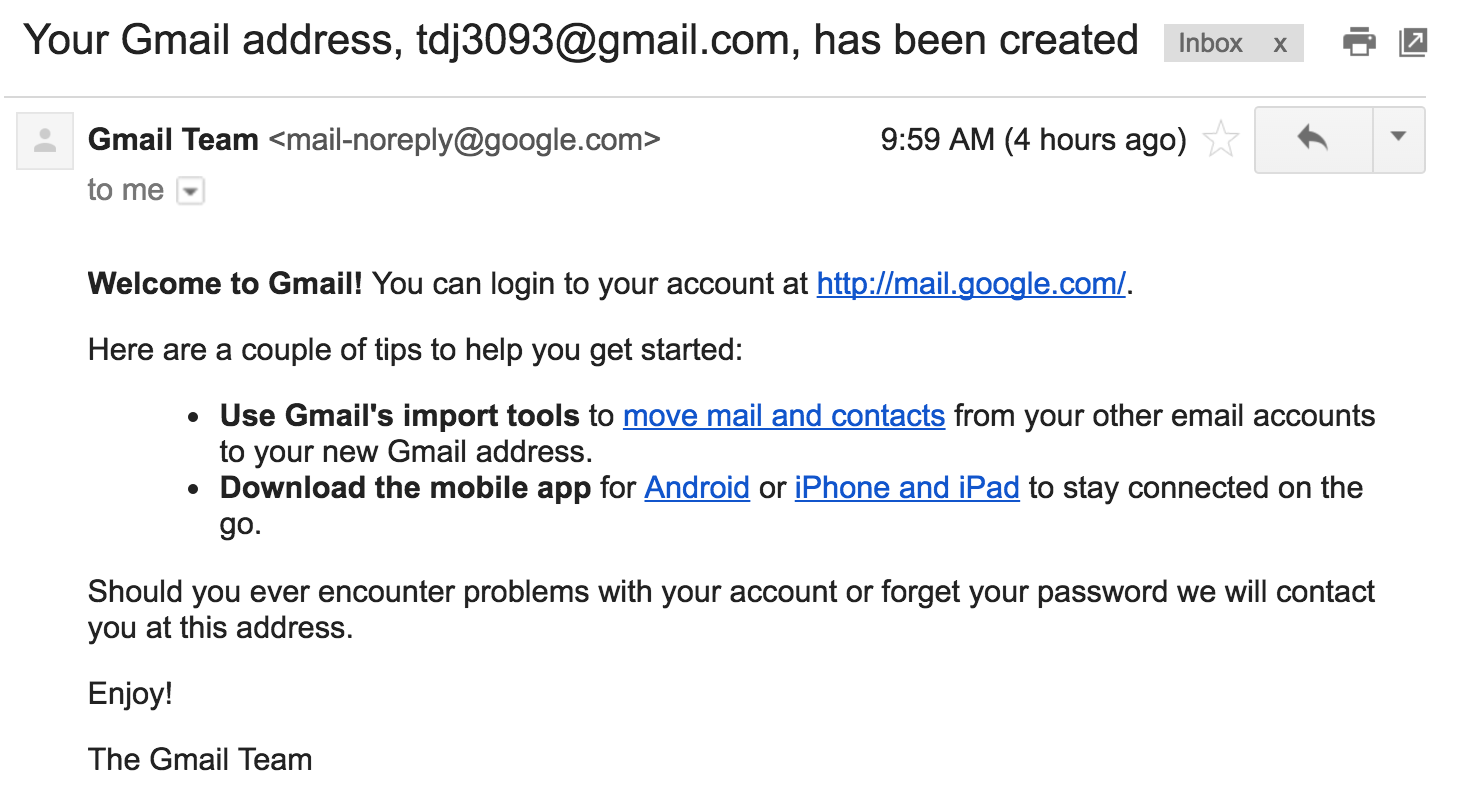 email account recovery associated google mail gmail
