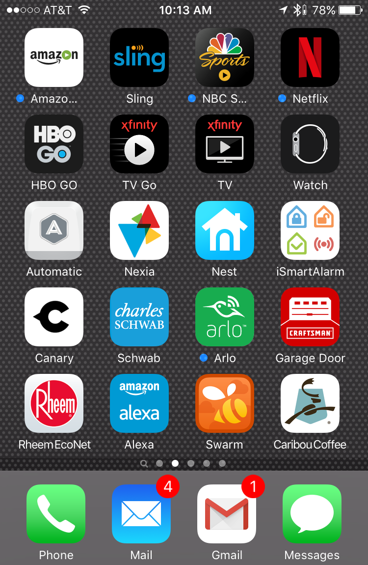 quality design 516b3 002fb How do I use folders to organize my iPhone apps? - Ask Dave Taylor