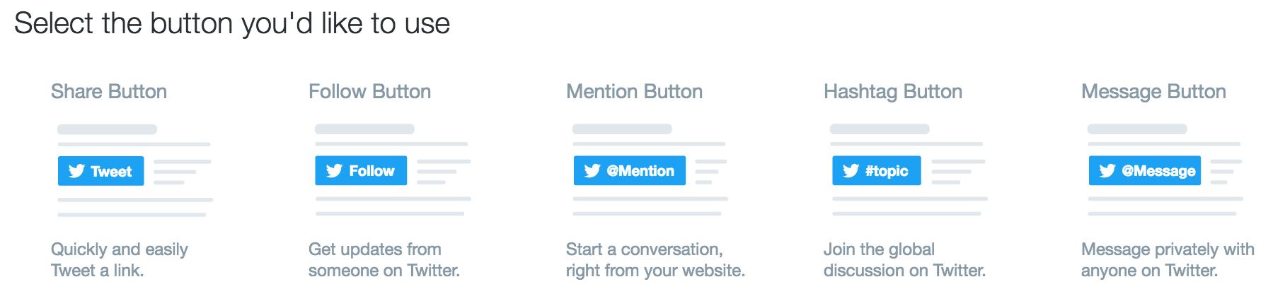 twitter create tweet message dm button