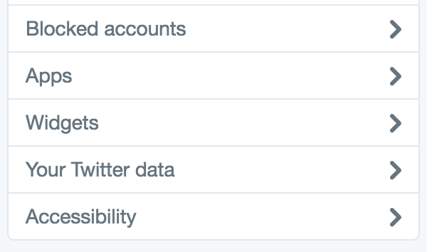 your twitter data user id