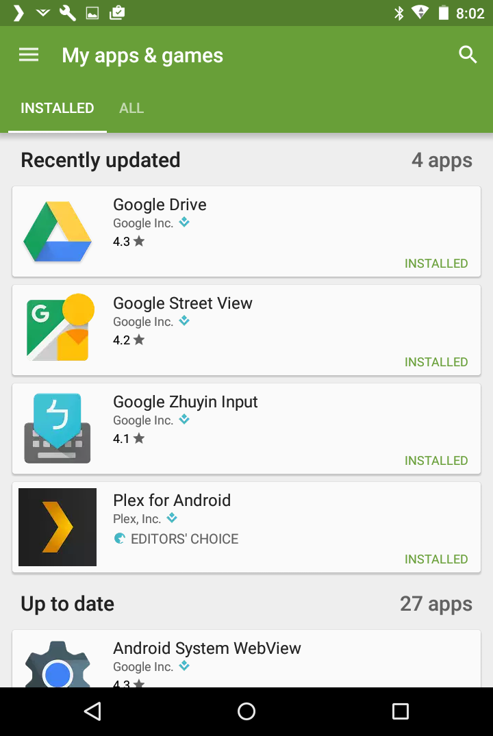How to Update All Apps in Android?