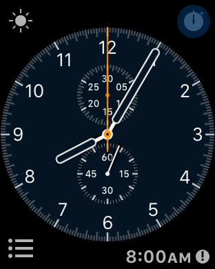 apple watch, time five minutes ahead watchos 3