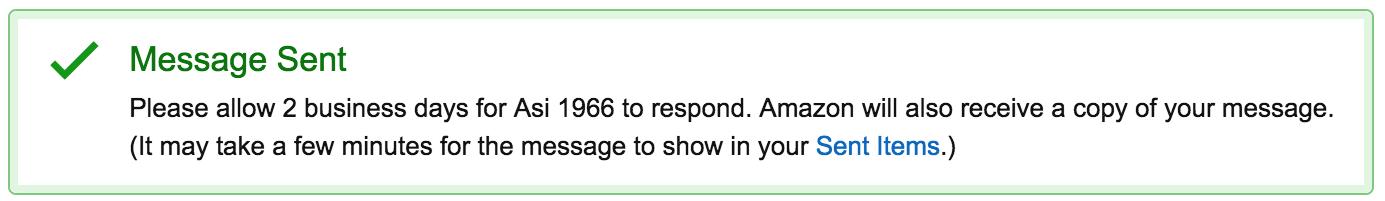 transaction cancelled amazon.com