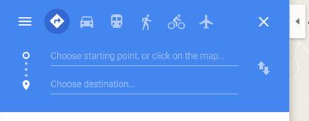 google directions