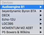how to easily quickly pair bluetooth speakers mac os x macos imac macbook pro air