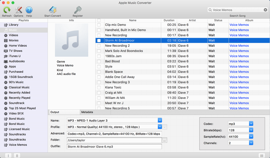 Review: Apple Music Converter for Mac - Ask Dave Taylor