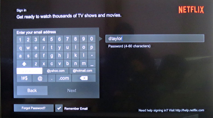 How to add Netflix to your Comcast Xfinity X1? - Ask Dave ...