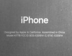 apple iphone model information, back of phone, how to tell